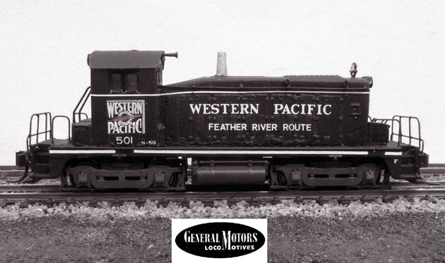 N scale custom painting Kato NW2 SW1 conversion